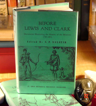 1804 lewis and clark. BEFORE LEWIS AND CLARK: