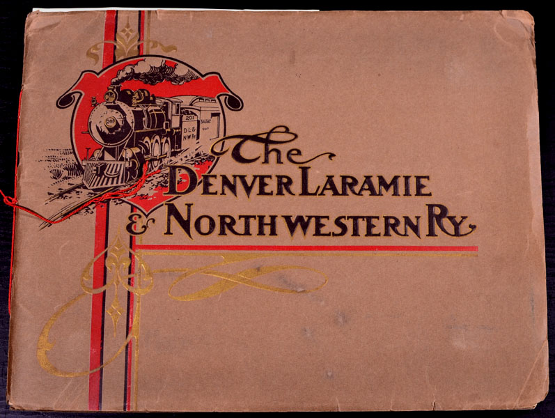 Denver, Laramie & Northwestern Railway 1910