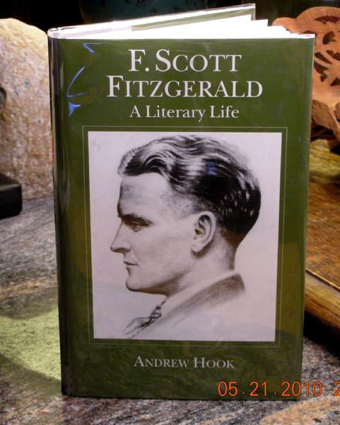 a literary analogy of f scott fitzgerald