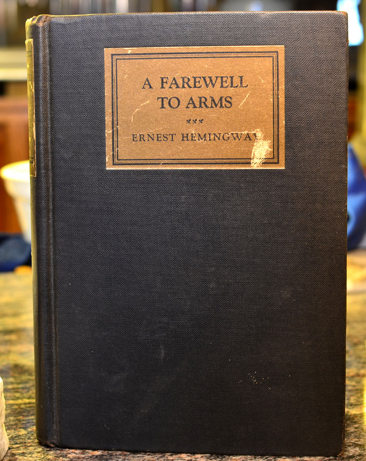 "farewell to arms is a novel Frederic henry, in ernest hemingway's ""a farewell to arms,"" undergoes a self-awakening into the ideas of existentialism in the beginning of the novel, henry is a drifter unconsciously searching for a meaning in life."