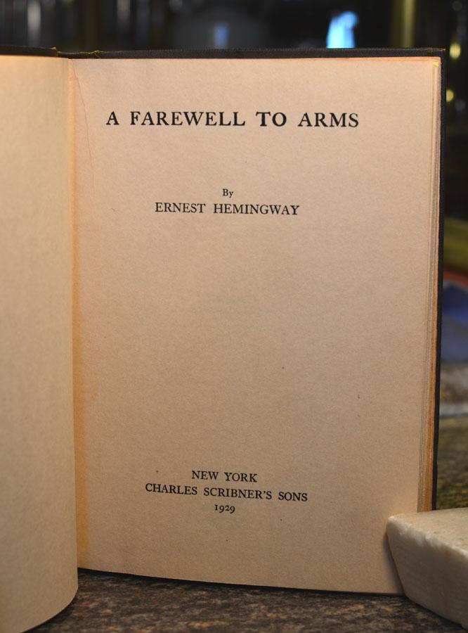 ernest hemingway thesis
