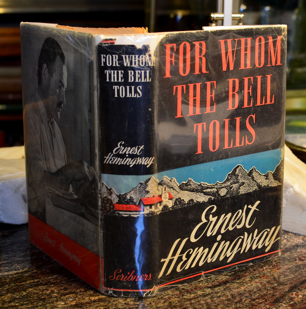 a book review of for whom the bell tolls by ernest hemingway