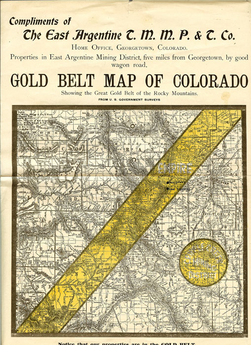 Colorado Pocket Maps Clason Map Company And Other Publishing