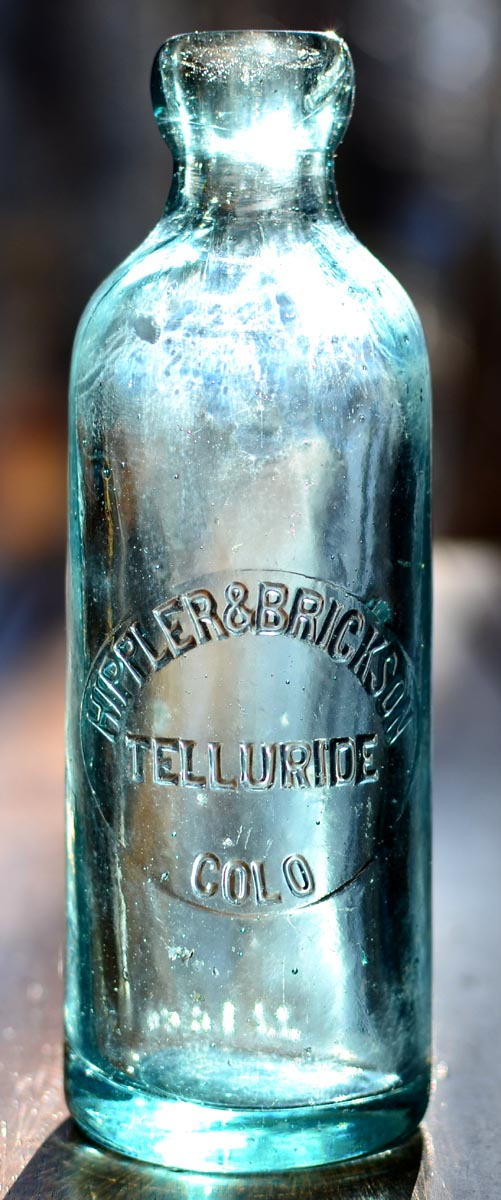 Colorado Hutchinson Soda Bottles Mt Gothic Tomes And