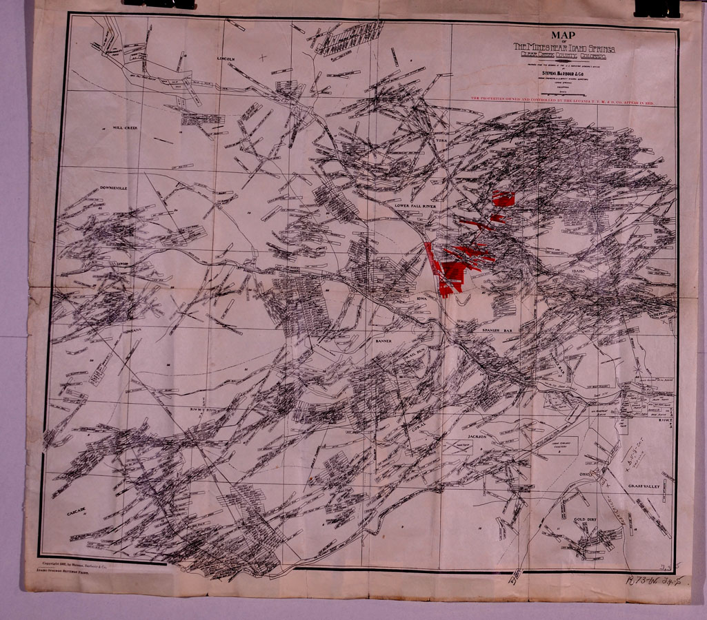 Colorado Pocket Maps Clason Map Company And Other Publishing - Us mining map counties