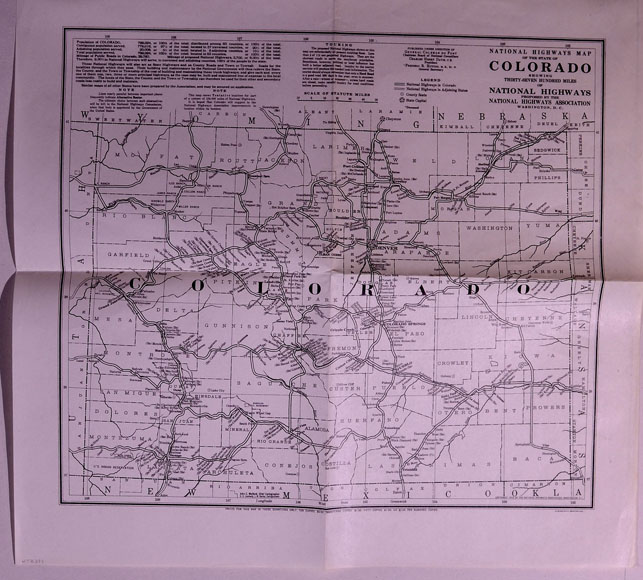 Colorado Pocket Maps Clason Map Company And Other Publishing - Colorado highways map