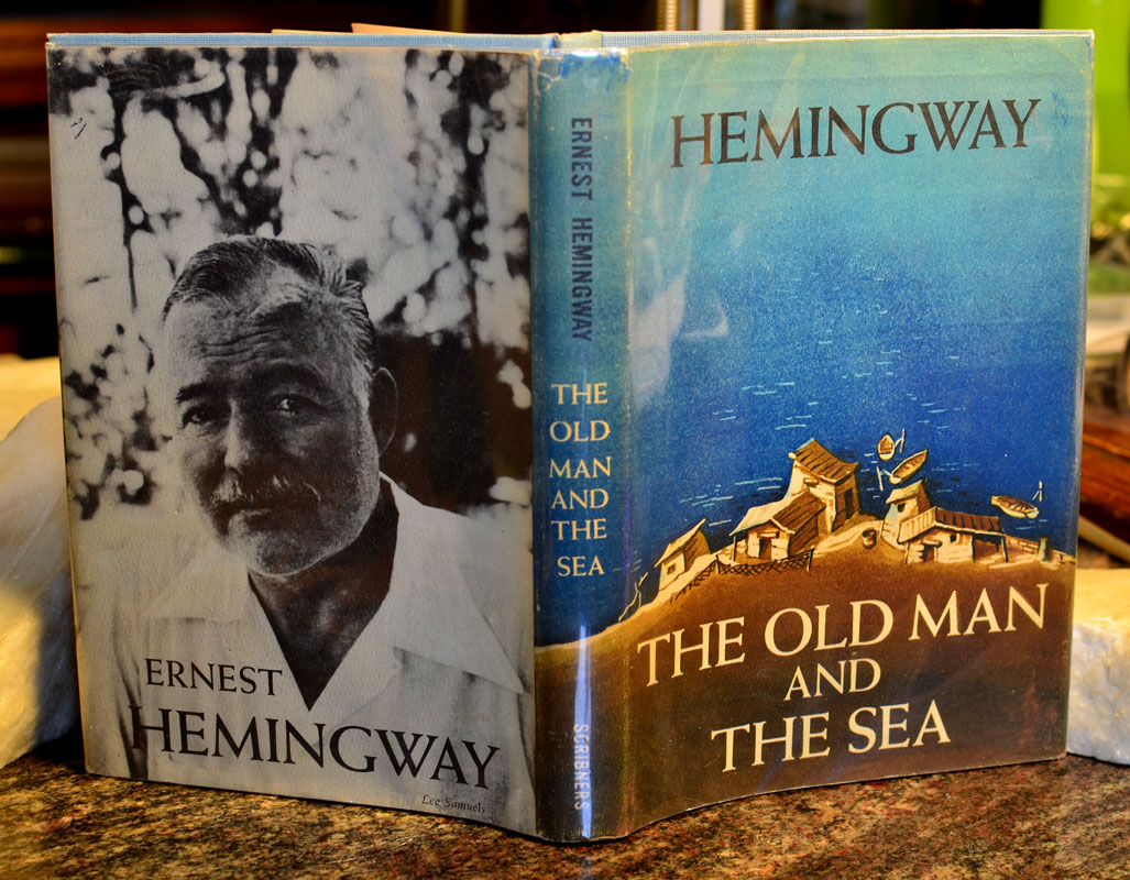 different symbolic meanings of the old man in the old man and the sea by ernest hemingway The old man and the sea [ernest hemingway] and each time i find some new meaning  and of the boys love for the 'old man' for hemingway.