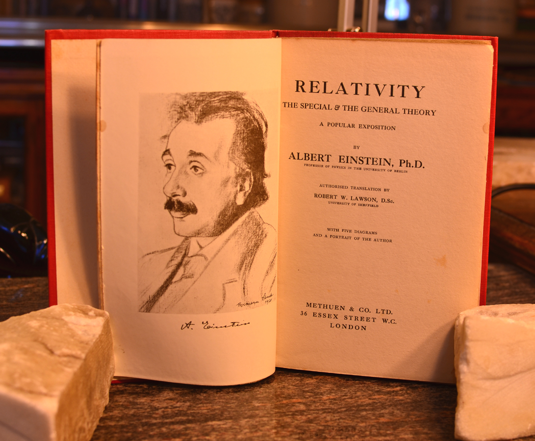 special relativity research papers A line-by-line critique of einstein's 1905 paper on special relativity by miles mathis of einstein's 1905 paper this makes light a special case.