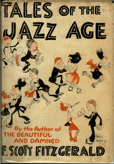 f scott fitzgerald essay echoes of the jazz age F scott fitzgerald: echoes of the jazz age (1931) november, 1931 it is too soon to write about the jazz age with perspective, and without being suspected of.