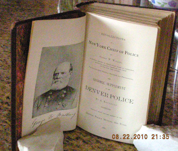 Denver Police Orphans Fund Home: Colorado And Western Americana Rare Books, Old Maps And